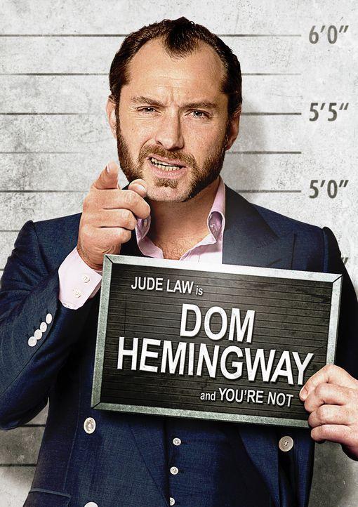 DOM HEMINGWAY - Artwork - Bildquelle: 2014 Twentieth Century Fox Film Corporation.  All rights reserved.