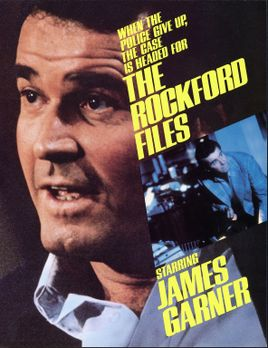 Detektiv Rockford - Detektiv Rockford - Plakat - Bildquelle: Universal City S...