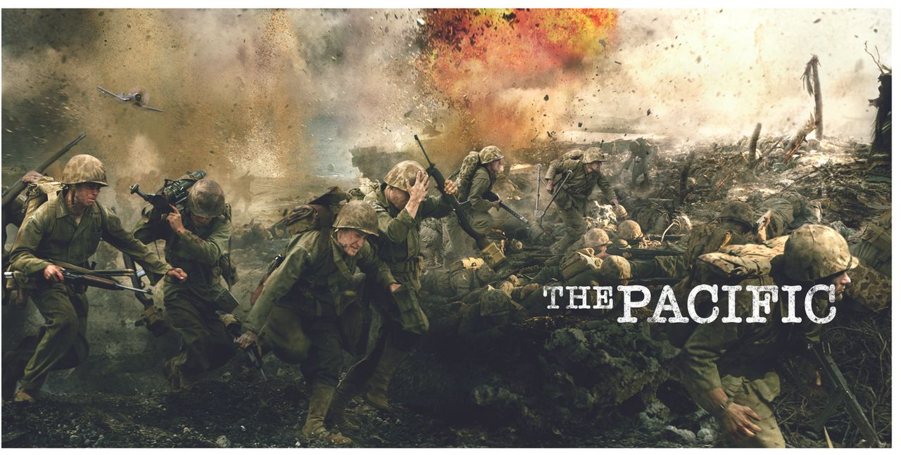 The Pacific - Plakatmotiv - Bildquelle: Home Box Office Inc. All Rights Reserved.