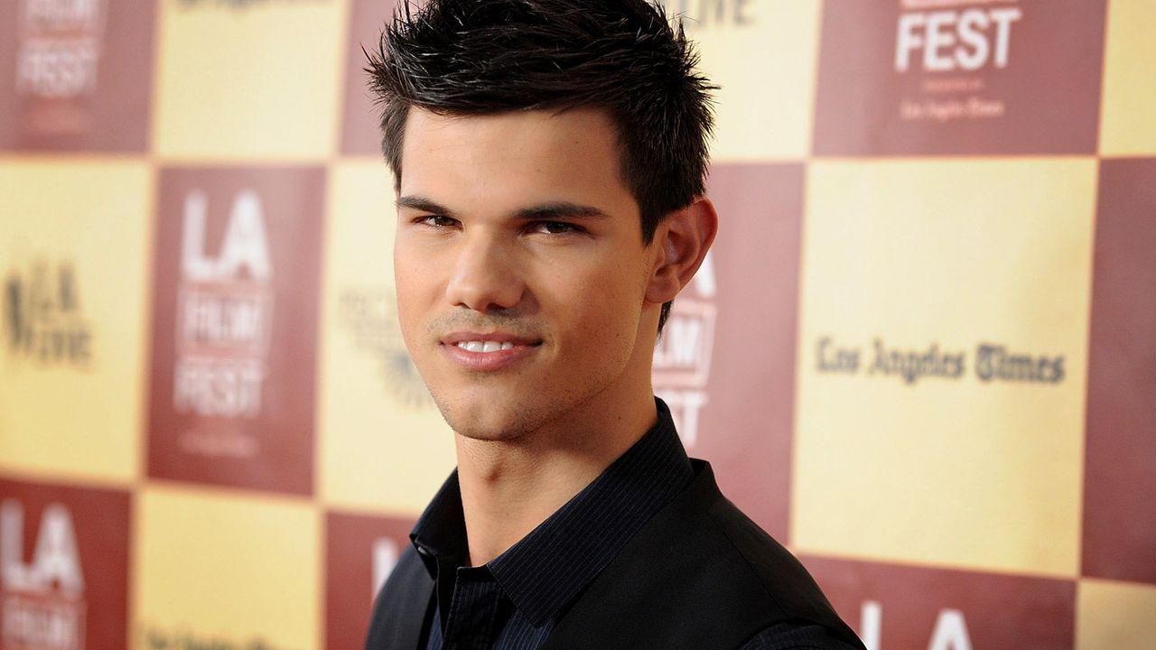 Taylor-Lautner-cool-11-06-21-AFP - Bildquelle: AFP