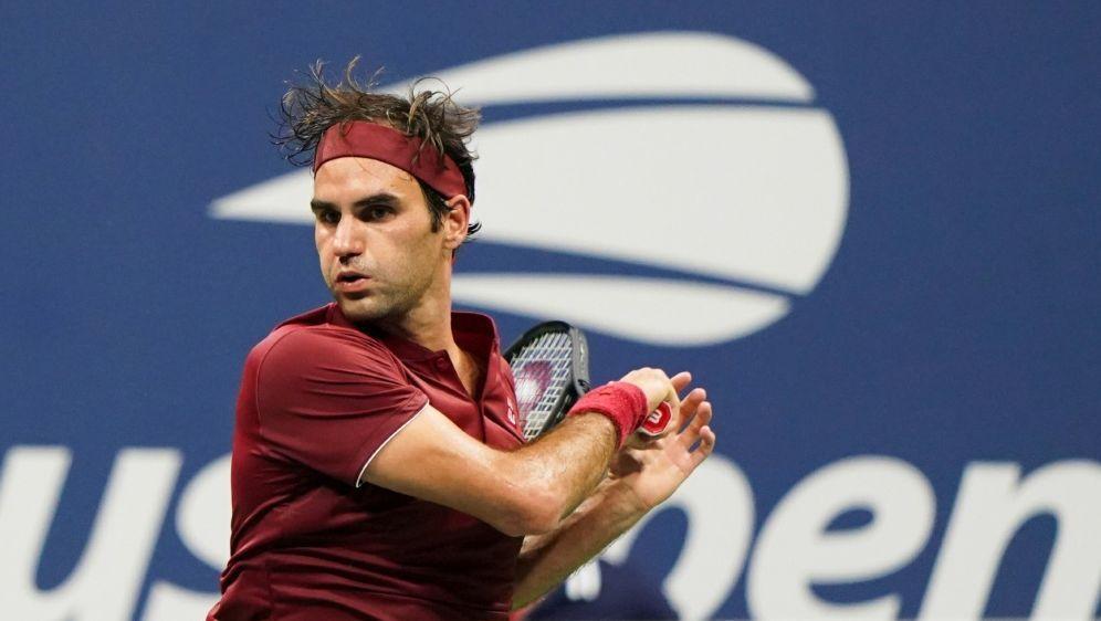 Scheitert überraschend an John Millman: Roger Federer - Bildquelle: AFPAFPEDUARDO MUNOZ ALVAREZ