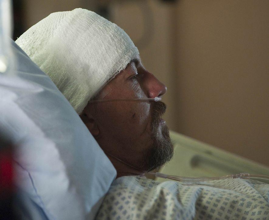Chibs (Tommy Flanagan), der durch eine Autobombe schwer verletzt wurde, liegt noch immer im Krankenhaus. - Bildquelle: 2009 Twentieth Century Fox Film Corporation and Bluebush Productions, LLC. All rights reserved.