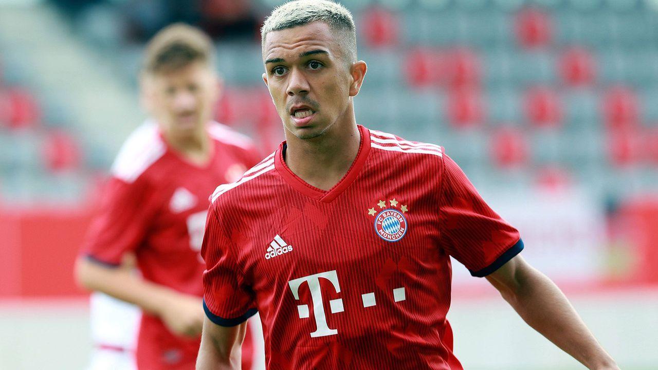 Oliver Batista Meier (FC Bayern München) - Bildquelle: imago/Lackovic
