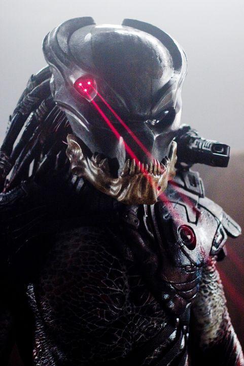 """Entführen Menschen von der Erde, damit sie Teil ihres mörderischen Spiels werden: die """"Predators"""" ... - Bildquelle: 2010 Twentieth Century Fox Film Corporation. All rights reserved."""