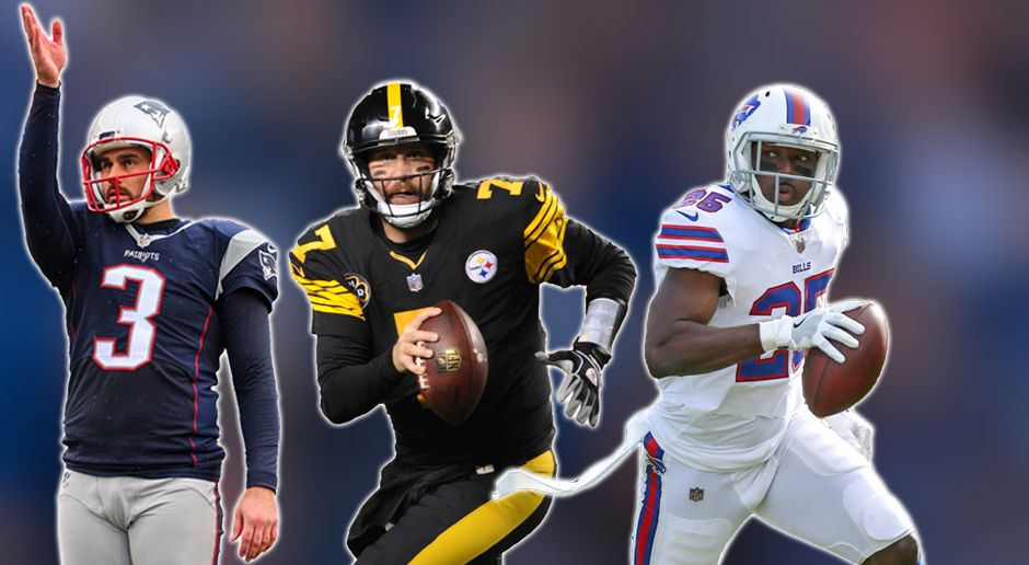 Das Top Team im NFL Fantasy Manager aus Week 11 - Bildquelle: imago/Icon SMI