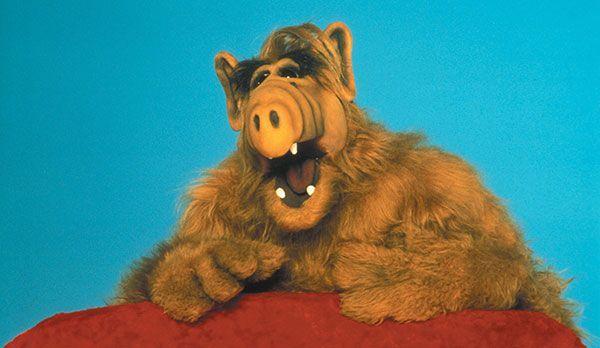 """Platz 1: Alf  - Bildquelle: """"Alf - Der Außerirdische"""": auf DVD erhältlich (Warner Bros.)"""