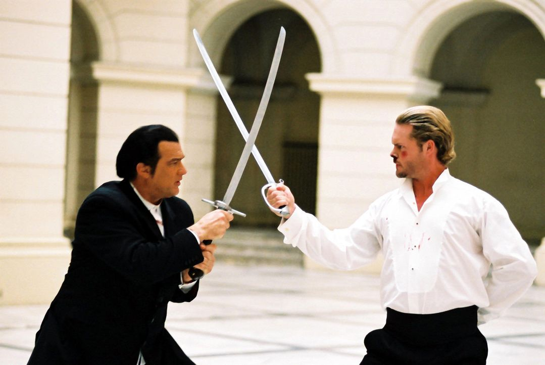 Steven Seagal - Bildquelle: Franchise Pictures