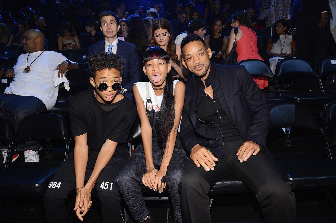 MTV-Music-Video-Awards-Jayden-Smith-Willow-Smith-Will-Smith-130825-getty-AFP.jpg 2000 x 1331 - Bildquelle: getty-AFP