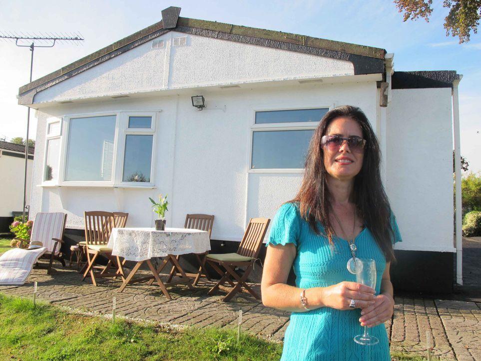 Mein perfektes Zuhause: Episode 2 Holly Bartram - Bildquelle: ITV