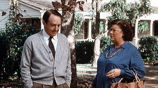 Stanley Perkins (William Schallert, l.), der frühere Verlobte von Miss Rose (...