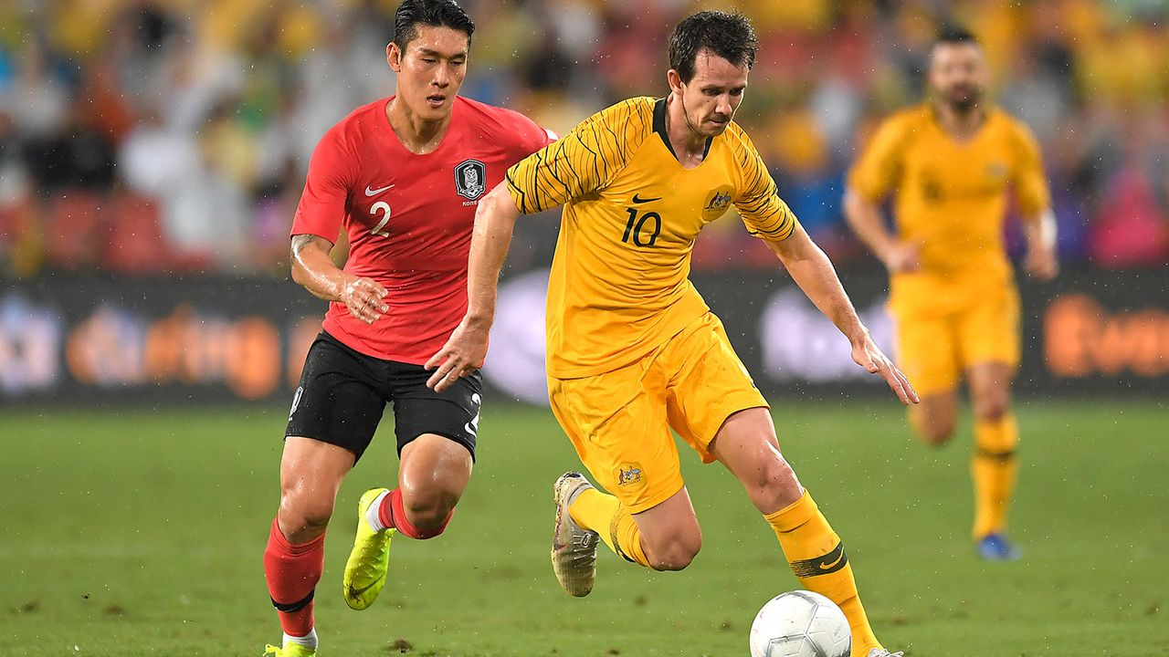 Robbie Kruse - Bildquelle: 2018 Getty Images