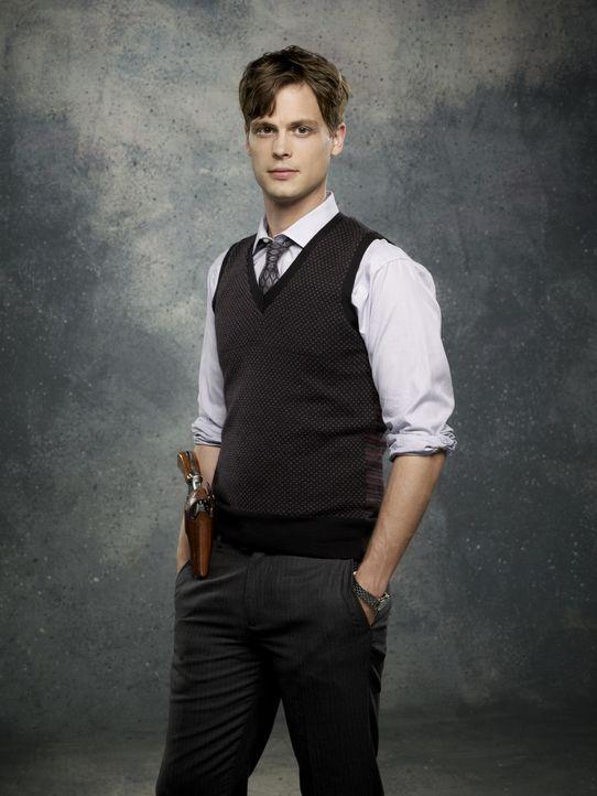 (8. Staffel) - Einer der klügsten Köpfe, die das FBI zu bieten hat: Dr. Spencer Reid (Matthew Gray Gubler) ... - Bildquelle: ABC Studios