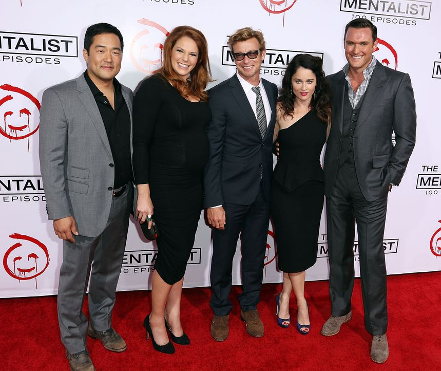 100 episodes of 'The Mentalist'_Okt_2012 - Bildquelle: WENN.com