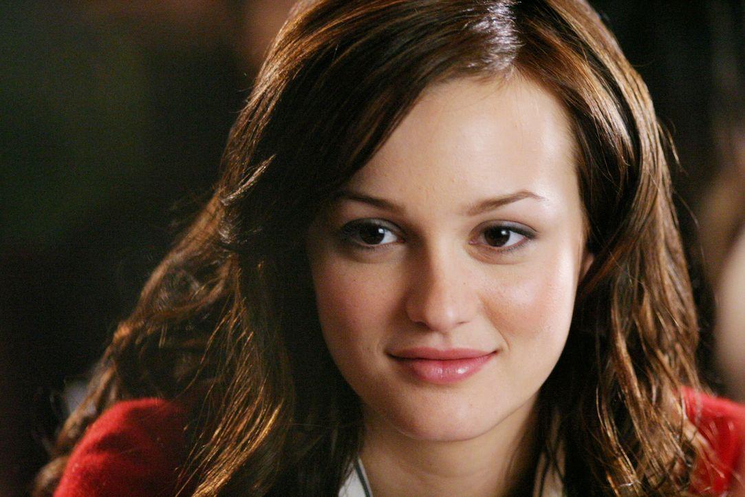 Auf der Party erfährt Blair (Leighton Meester) die traurige Nachricht:, dass ihr Freund Nate fremd geht ... - Bildquelle: Warner Brothers