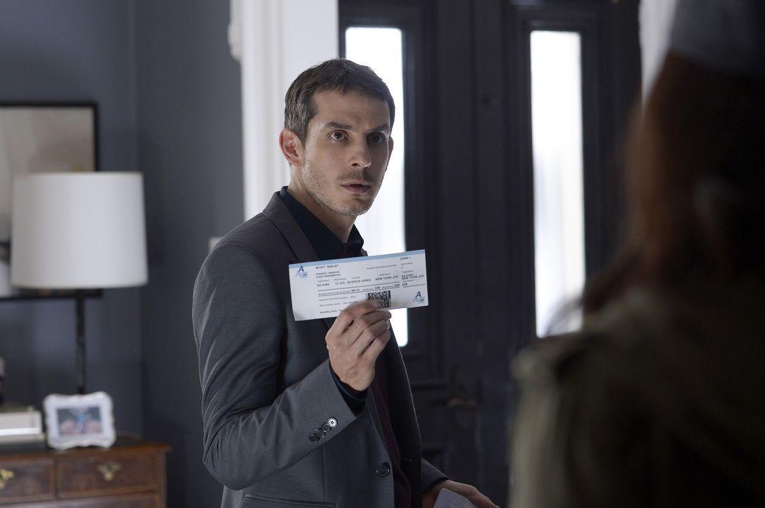 Was hat Simon (Tate Ellington) vor? Wird er Alex wirklich helfen? - Bildquelle: 2015 ABC Studios