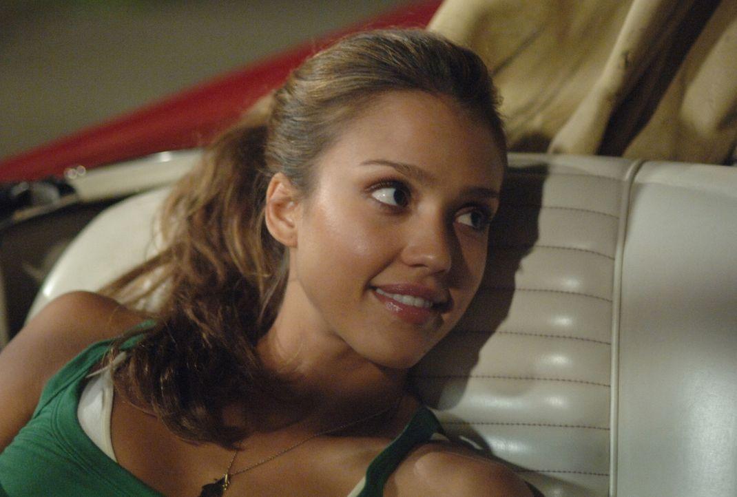Für sie würde Charlie alles tun: Cam (Jessica Alba) ... - Bildquelle: 2007 Lions Gate Films, Inc. All Rights Reserved.