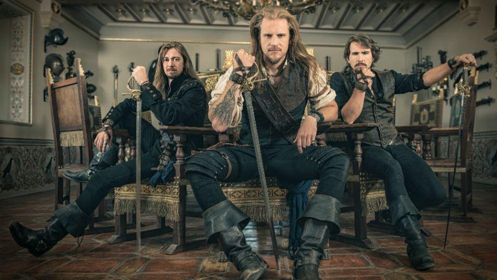 Das zweite Musketier-Rock-Album Verehrt & Verdammt - Bildquelle: Holger Fichtner
