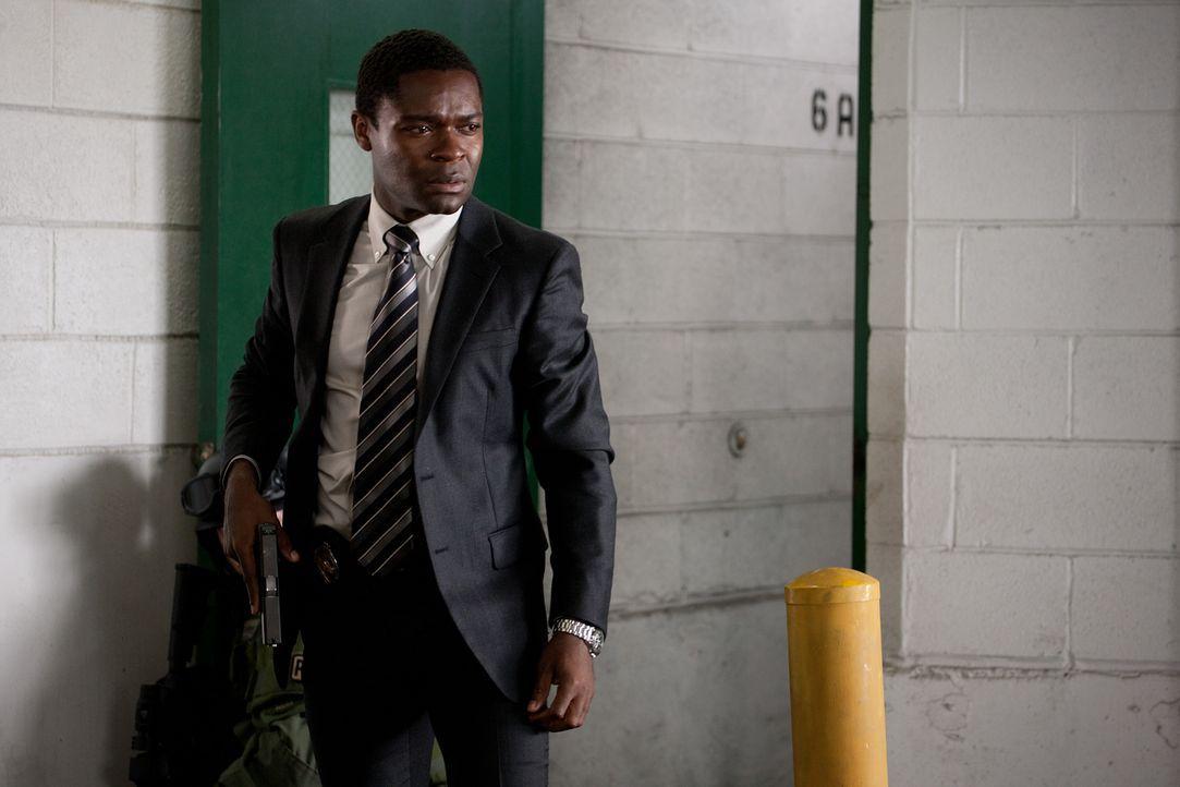 Ist Detective Emerson (David Oyelowo) wirklich derjenige, der er zu sein scheint? - Bildquelle: Karen Ballard MMXII Paramount Pictures Corporation. All Rights Reserved.