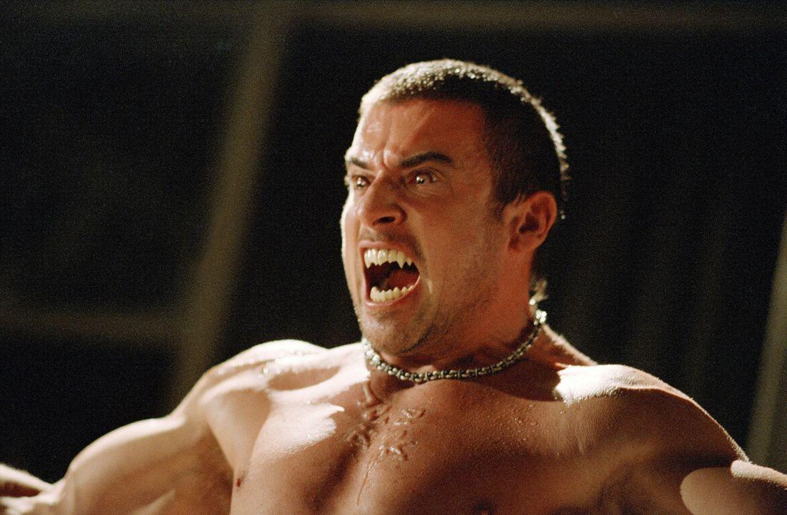 Der Blutsauger Dracula (Dominic Purcell) will die Menschheit und unseren Planeten endgültig  unterwerfen ... - Bildquelle: New Line Cinema