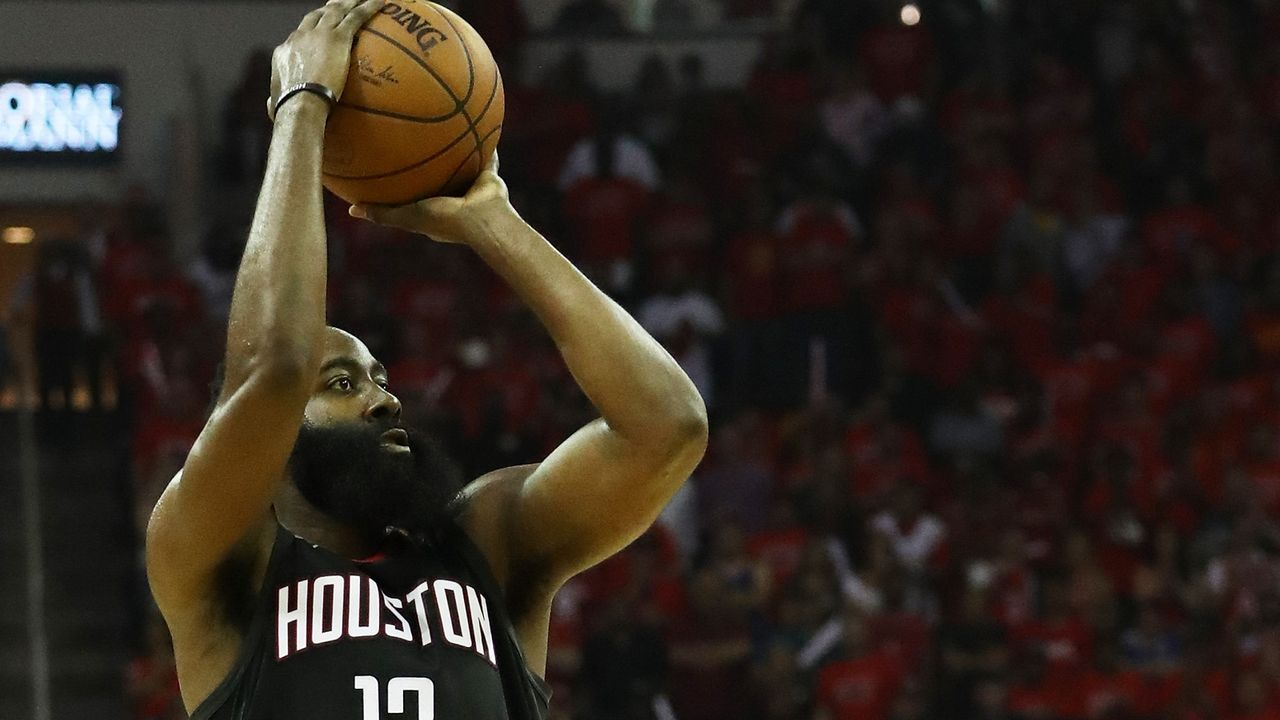 James Harden (Houston Rockets) - Bildquelle: 2018 Getty Images