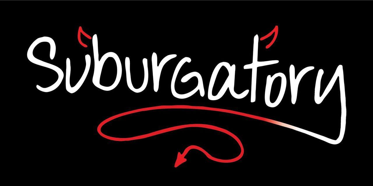 Suburgatory - Logo - Bildquelle: Warner Brothers