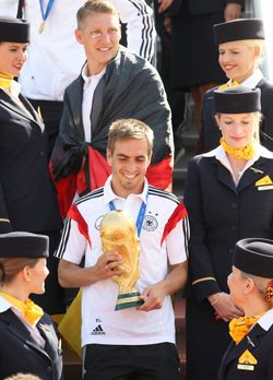 Philipp-Lahm-Bongarts-Getty Images-DFB-dpa - Bildquelle: Bongarts/Getty Image...
