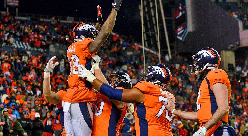 Denver Broncos - Bildquelle: 2017 Getty Images