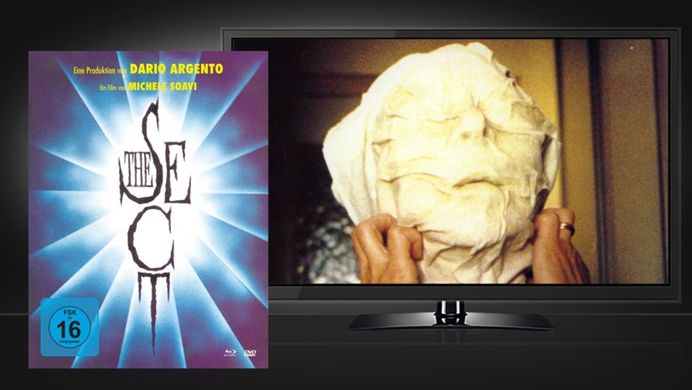Dario Argentos The Sect - Blu-ray+DVD Mediabook