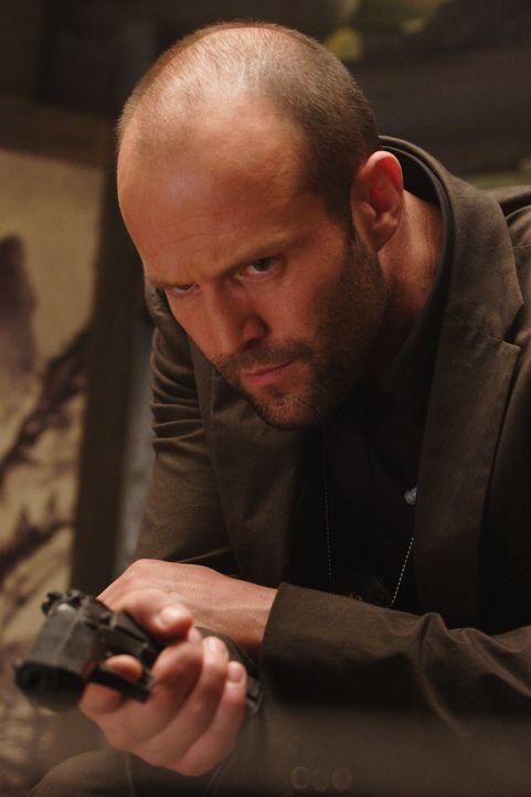 Special Agent Jack Crawford (Jason Statham) vom FBI will den Mord an seinem früheren Partner Lone rächen - um jeden Preis. Doch es ist gar nicht so... - Bildquelle: Constantin Film