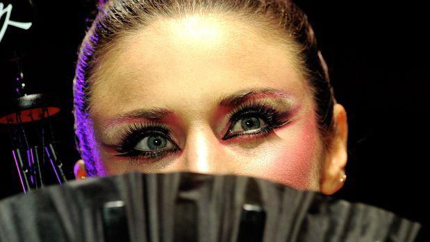 Oriental Fashion Event - Bildquelle: AFP