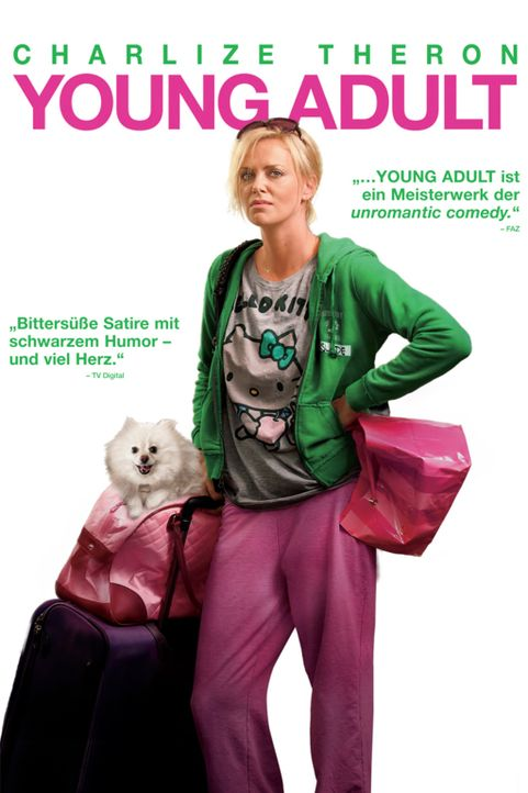 YOUNG ADULT - Plakatmotiv - Bildquelle: 2011 Paramount Pictures and Mercury Productions, LLC. All Rights Reserved.