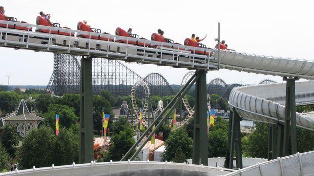 Fast 15.000 Besucher bevölkern auch bei 30 Grad im Schatten Deutschlands größ...