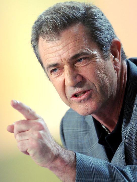Promi-Skandale-Mel-Gibson-2010-2-3-AFP - Bildquelle: AFP