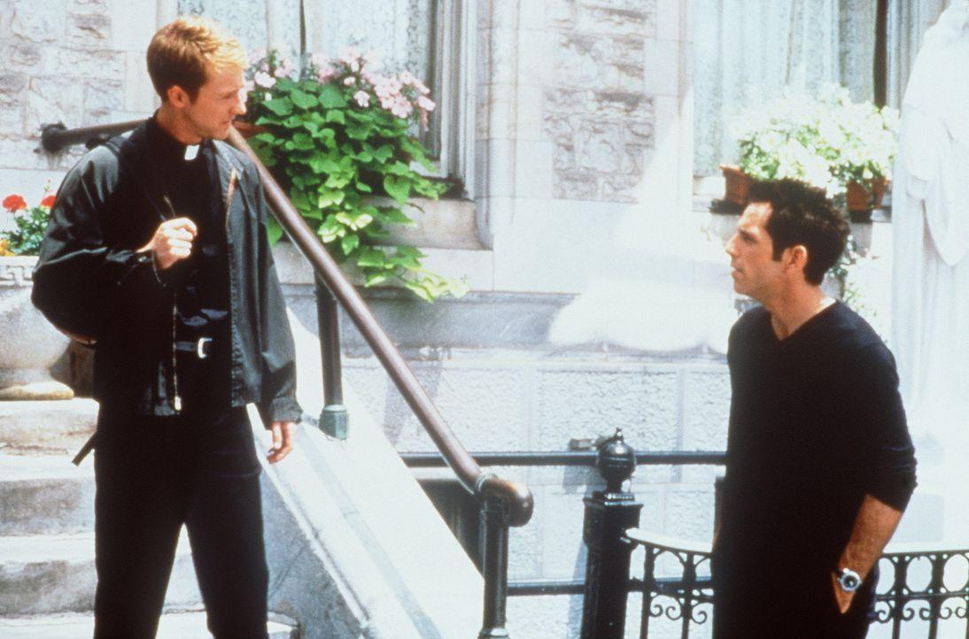 Als Brian (Edward Norton, l.) bemerkt, dass sein Freund Jake (Ben Stiller, r.) ihn belogen und betrogen hat, bricht sein ganzes Weltbild zusammen ... - Bildquelle: SPYGLASS ENTERTAINMENT GROUP, LP