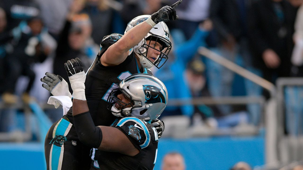 Carolina Panthers - Bildquelle: Getty Images