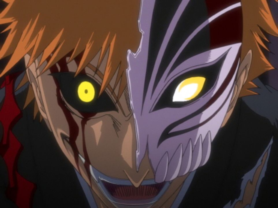 Die Soul Society fordert Hitsugayas Hinrichtung, doch Shinigami Ichigo Kurosaki (Bild) widersetzt sich dem Aufruf und beschließt, Hitsugayas Unschul... - Bildquelle: Tite Kubo / Shueisha, TV TOKYO, Dentsu, Pierrot.