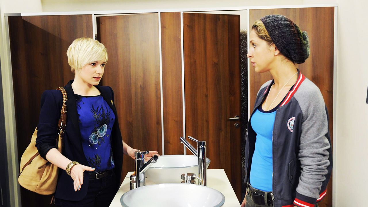 Anna-und-die-Liebe-Folge-809-01-Sat1-Claudius-Pflug - Bildquelle: SAT.1/Claudius Pflug