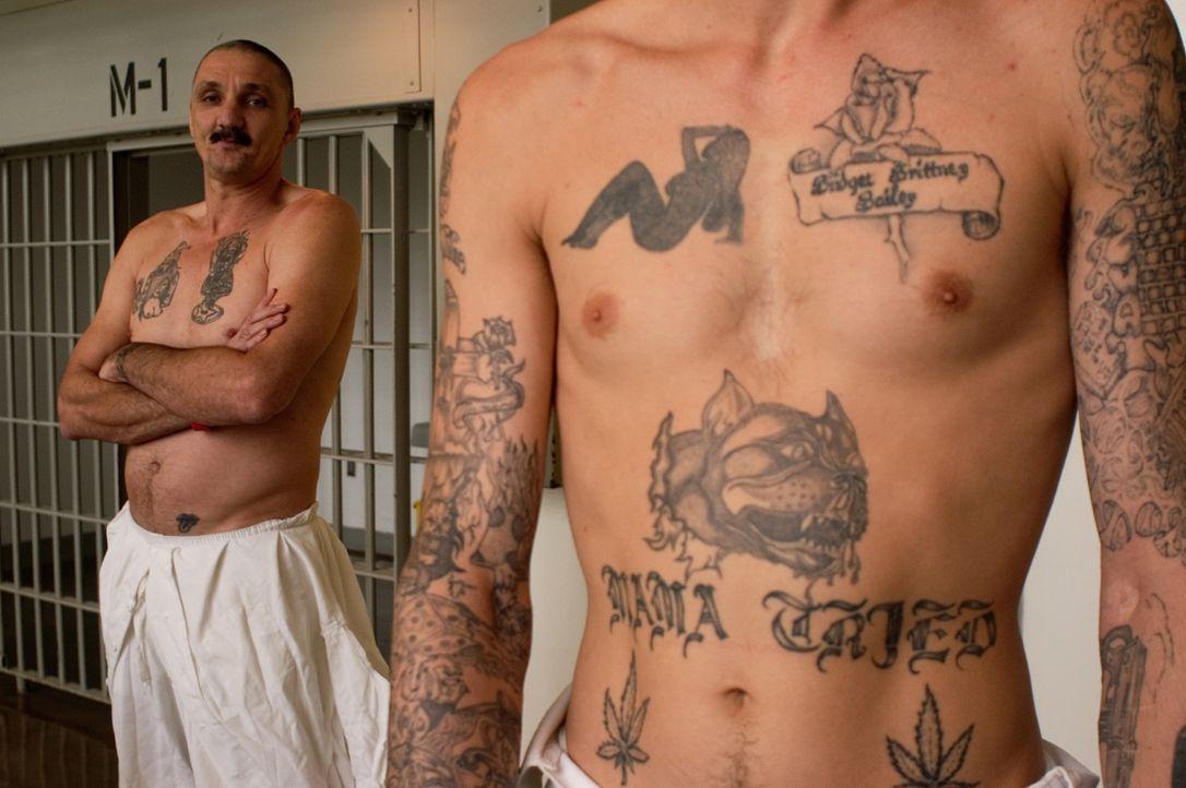 Auf jeden, der die Tore des Georgia State Diagnostic and Classification Prisons durchquert, wartet eine extrem harte Zeit. Ganz egal, ob Insasse ode... - Bildquelle: Derek Bell part2 pictures