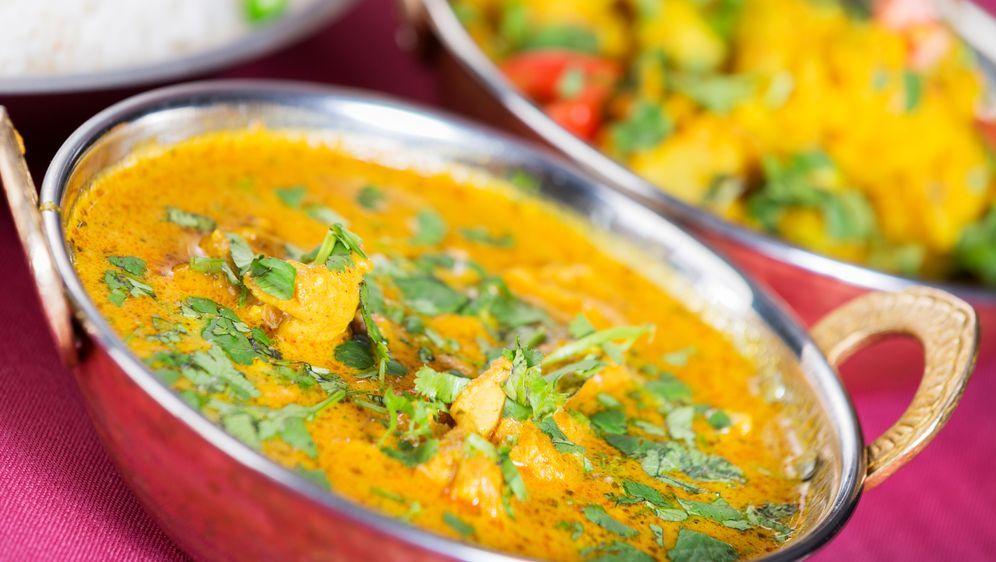 Gemüsecurry Mit Fladenbrot Curry Rezept Von Jamie Oliver