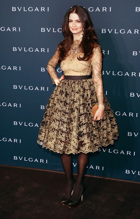 Berlinale-Bulgari-Party-Shermine-Shahrivar-14-02-11-dpa - Bildquelle: dpa