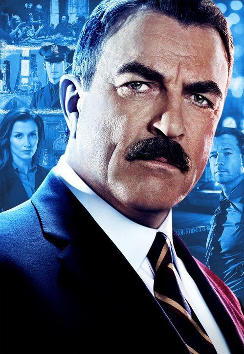 (4. Staffel) - Frank Reagan (Tom Selleck) ist sehr stolz auf seine Familie, die sich für Recht und Ordnung in der Stadt New York einsetzt ... - Bildquelle: 2013 CBS Broadcasting Inc. All Rights Reserved.