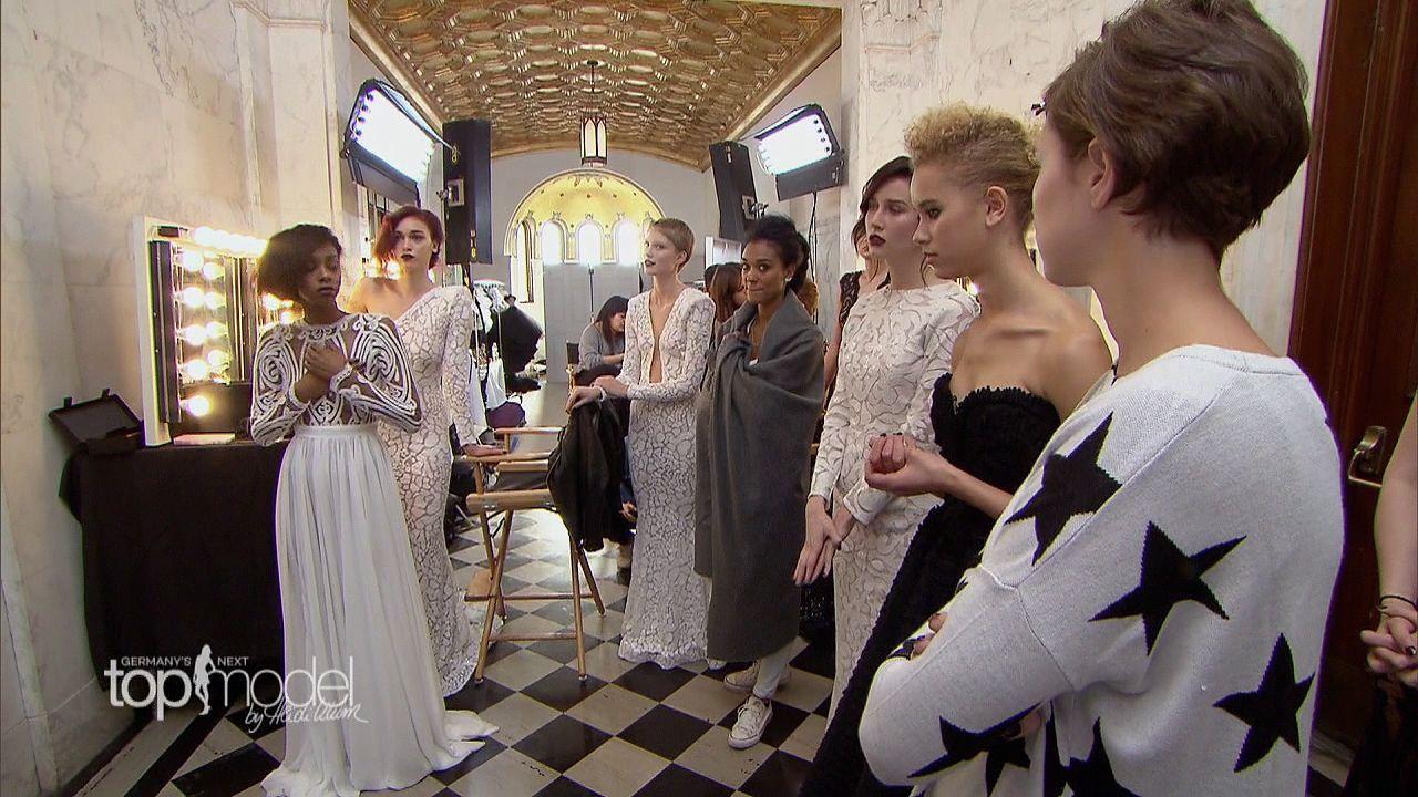 GNTM-11-Sendung4_166 - Bildquelle: ProSieben