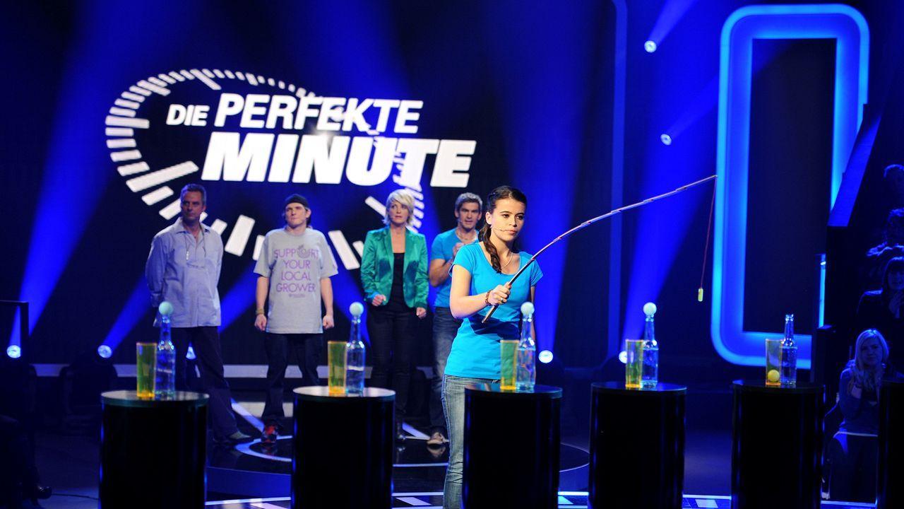 die-perfekte-minute-staffel03-120629-15-SAT1-Willi-Weber - Bildquelle: Willi Weber / SAT.1