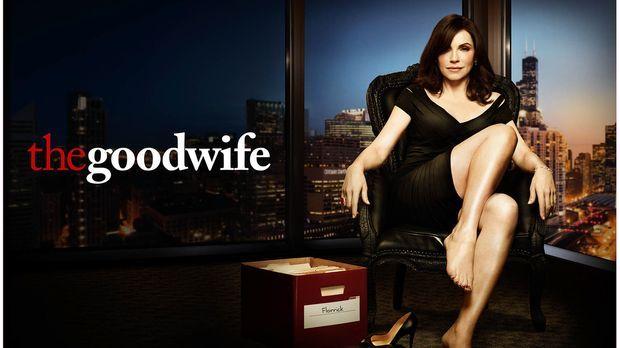 (3. Staffel) - Nach ihrer gescheiterten Ehe nimmt Alicia Florrick (Julianna M...