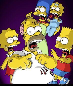 Die Simpsons - Abrakadabra! Wie jedes Jahr zu Halloween passieren merkwürdige...