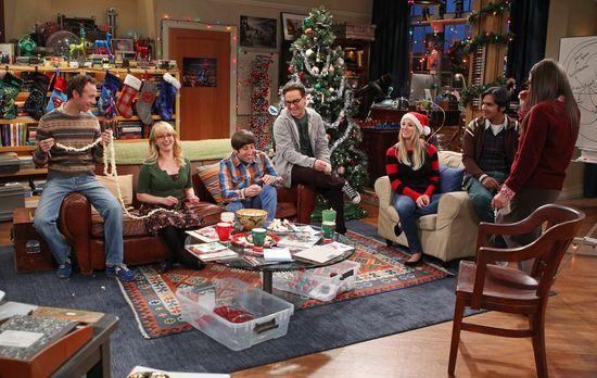 The Big Bang Theory - Sheldon reist nach Texas, weil seine Schwester ihr Kind...