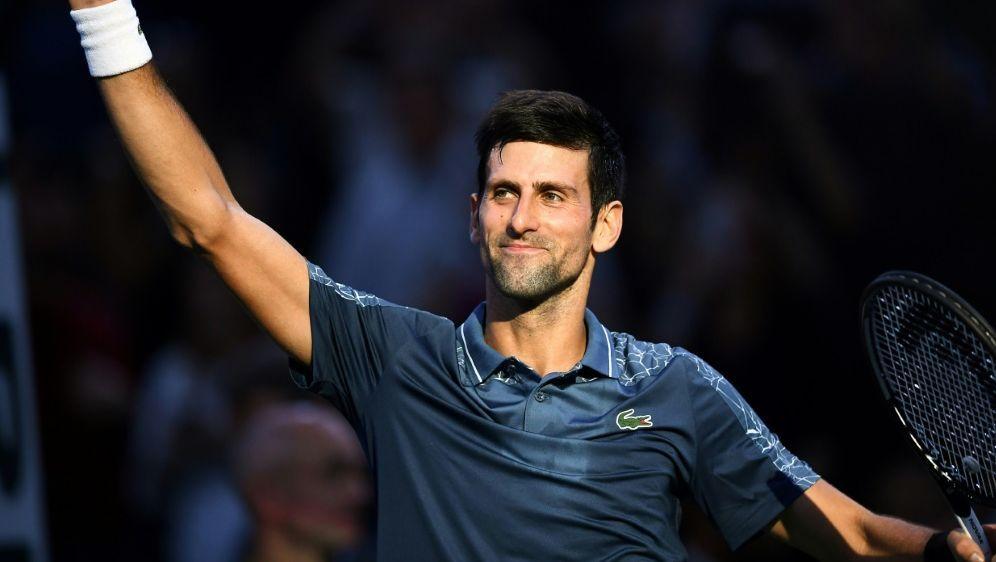 Novak Djokovic ist ab Montag wieder Weltranglistenerster - Bildquelle: AFPSIDANNE-CHRISTINE POUJOULAT
