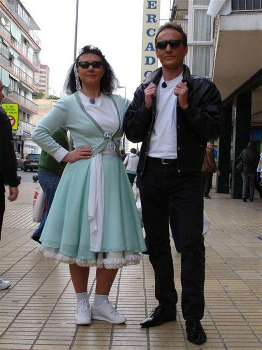 Außerdem in der heutigen Folge zu sehen: Das Ehepaar Meny beginnt ein neues Leben in Spanien ... - Bildquelle: kabel eins