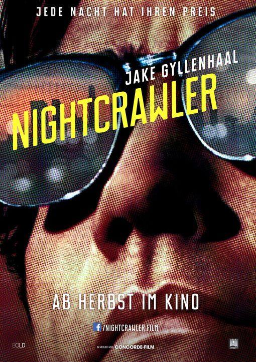 Nightcrawler_Teaser-Plakat - Bildquelle: Concorde Filmverleih