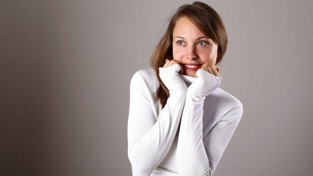 Cashmere-Pullover sind besonders in der Herbstzeit total angesagt! Wie sie ei...